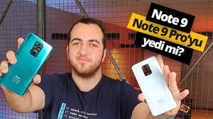 Xiaomi Redmi Note 9 vs Xiaomi Redmi Note 9 Pro - Şaşırtan sonuç! - YouTube