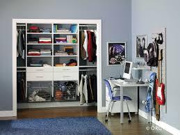 small custom closets for women. Kids White Reach-in Closet Small Custom Closets For Women