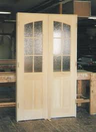 custom wood interior double door unit interior solid