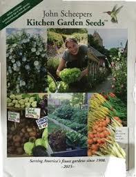 garden seed catalogs. John Scheepers Kitchen Garden Seed Catalog Catalogs H