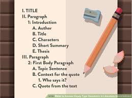Writing law essays