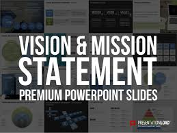 For Powerpoint Vision And Mission Statement For Powerpoint