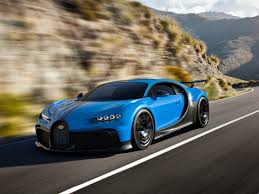 The design of the bugatti veyron denotes both speed and luxury. New 3 3 Million Bugatti Chiron Pur Sport Swaps Top Speed For Handling