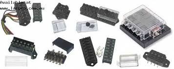 larrikin products cheap auto electric parts sydney supplier for blade fuse boxes ranging from 2 way up to 12 way holders for aftermarket applications fuse boxes for automotive car truck bus 4x4 van bike trailer