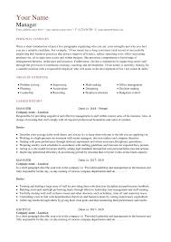 Professional Cv Format Download Resume Work Experience Cvlate Word Doc Simple Download
