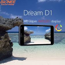 Gionee Dream D1 with the amazing HD ...