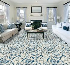 Carpeting Room Settings Gallery: Contemporary Carpeting in Living Room,  carpet: Stratosphere, Waterfall