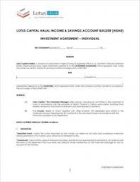 8+ Equity Investment Agreement Examples - Pdf