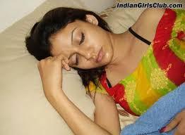 College girl sleeping having sex