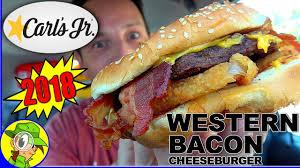 jr western bacon cheeseburger