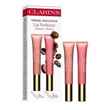 Clarins Instant Light Natural Lip Perfector Duo Clarins Duo Natural Lip Perfector 1 2