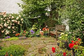 Landscape Photograph - Lovely Gardens by Iris Greenwell