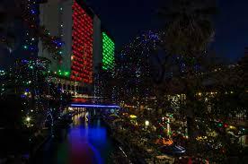 Festival Of Lights San Antonio San Antonios River Walk At Christmas