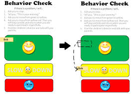3 Strikes You Re Out Behavior Chart A Handy Poster For Consequences Cuppacocoa