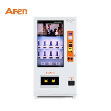 Electronic Vending Machine Unique China Afen Electronic Smart Combo Touch Screen Vending Machine