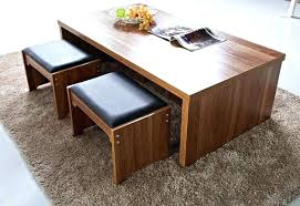 coffee table with 4 stools coffee table with 4 stools coffee table with stools and storage