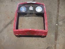cub cadet headlight parts accessories cub cadet 682 782 grill and headlights