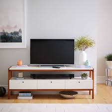white media console furniture. White Media Console Furniture D