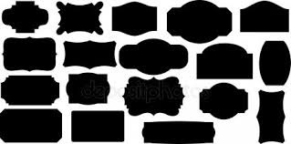 Vector Shapes Stock Vectors Royalty Free Vector Shapes