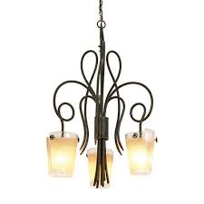 dinette lighting fixtures. kalco lighting tribeca antique copper threelight dinette chandelier fixtures i