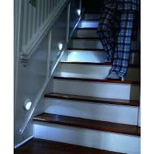 led stairway lighting. Wireless Led Stair Lights Set Of 3 Starter Enlarge And Hallway Lighting Kit Led Stairway Lighting T