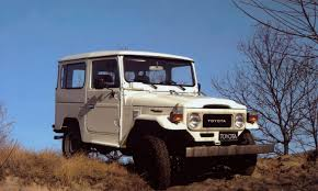 A brief history of the Toyota Land Cruiser - carwitter