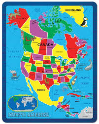 continent of america map. Exellent Continent To Continent Of America Map M