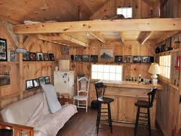 small cabin furniture. inside a small log cabins loft interior ronikordis cabin furniture r