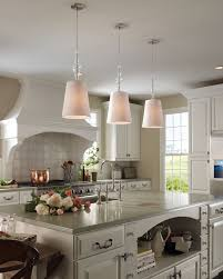 contemporary kitchen lighting ideas. kiev pendant with white shade and clear fount contemporary kitchen lighting cabinet austin premium home interior ideas s
