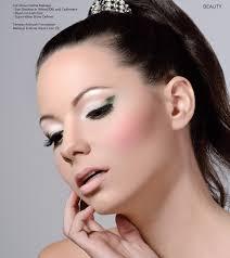 veux editorial spread glam makeup by carmina cristina