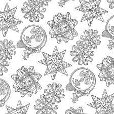 クリスマスや冬がテーマの大人の塗り絵は人気の8冊をご紹介します