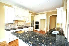 granite kitchen countertops with white cabinets. Brilliant Granite Cabinets And Granite Enchanting Kitchens With White  Kitchen Yellow Wall Color For Trends Ideas Cherry Countertops