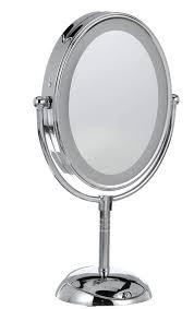 Conair Lighted Makeup Mirror Black Matte Amazon Com Conair Lighted Mirrors