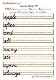 cursive word practice free printable cursive script practice worksheet what is your name