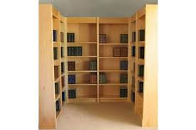 Image Wooden Twocorner Maple Library By Bookwalls Systec Group Gsa Contract Office Storage Solutions Modular Home Library Bookcases Youll Want To Check Out