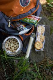 the best road trip snacks and hiking snacks good food stories  the best snacks for hiking and road trips via com