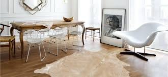real cowhide rug designer looks vs fake faux how to clean dog urine real cowhide rug