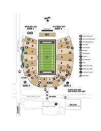 Vanderbilt University Vanderbilt Stadium Pt 2 Nashville