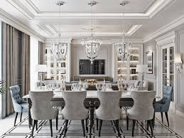 sophisticated formal dining room ideas