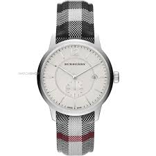 men s burberry the classic horseferry check watch bu10002 mens burberry the classic horseferry check watch bu10002