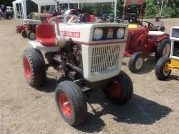 ford 8n tractor a flathead v 8 and massive turf tires this bolens 1050 tractor