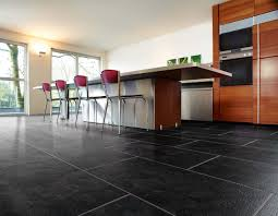 Slate Kitchen Floors Slate Vinyl Flooring Kitchen Droptom