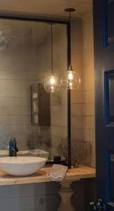 Modern bathroom pendant lighting Beaded Pendant 66 Modern Bathroom Floating Sink Decor Httpseragidecorcom66 Pinterest How High Should Bathroom Pendants Be Hung Above Sink Yahoo Search