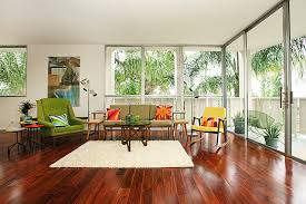Use glass walls or floor to ceiling windows