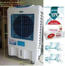 Quạt điều hòa hơi nước 6000 PN60 tặng thùng Bia 333, quat -may-lam-may-khong-khi-bang-bay-hoi-nuoc
