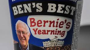 Image result for bernie's yearning