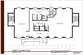 small office building plans. 2 Storey Commercial Building Floor Plan Modern House For Story Office Plans Small
