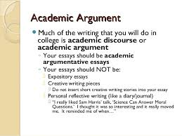 english support and evidence academic argumentacademic argument