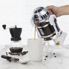 <b>May</b> the caffeine be with you — <b>Star Wars</b> favourite R2D2 can now ...