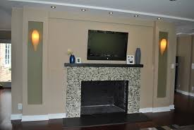Stone Fireplace Remodel Stone Tile Fireplace Remodel Design Connection Kansas City